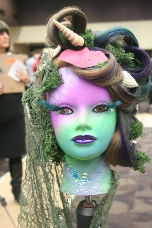 Albuquerque Underdog Wins Hair Show with Under the Sea Theme ...