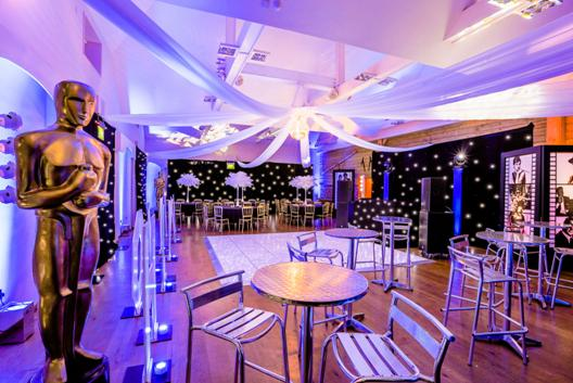 Hollywood comes to Spains Hall in Essex courtesy of Sourcerer Events