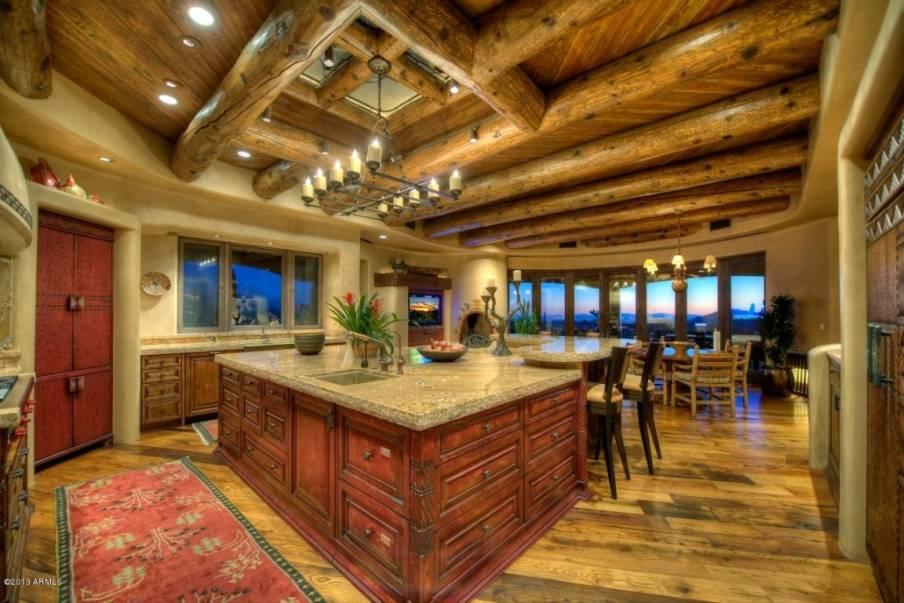 Sedona arizona coldwell banker luxury real estate for Sedona luxury cabins