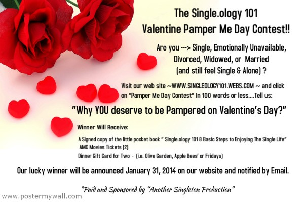 Pamper Day Contest
