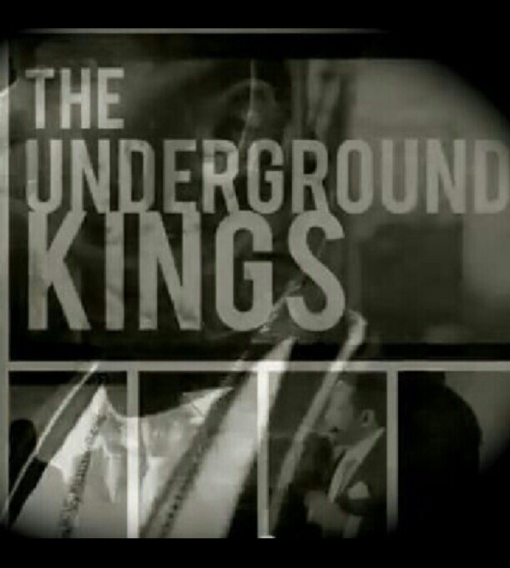 THE UNDERGROUND KINGS LOGO
