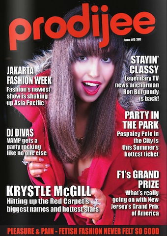 Krystle Front Cover