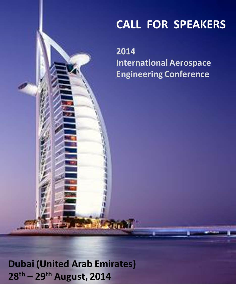 Call for Speakers - 2014 IAEC
