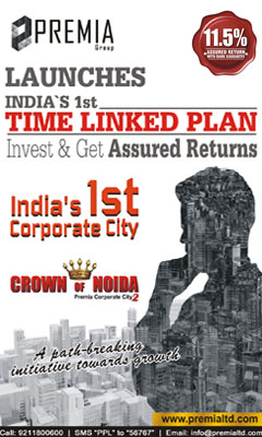 Premia Group launches India's 1st Time Linked Plan