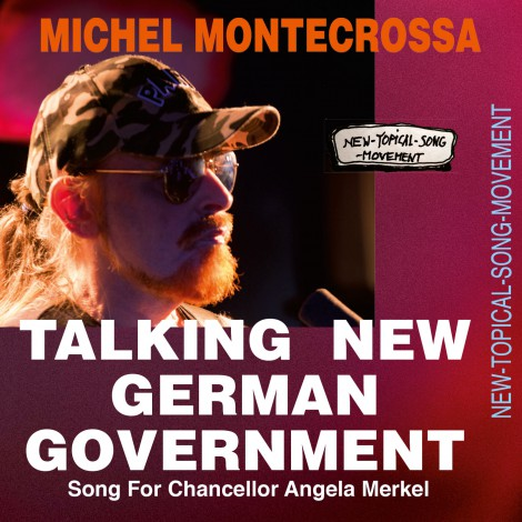 Michel Montecrossa's Audio-CD 'Talking New German Government'