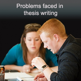 Thesis problems in education