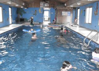 Montana Dragon Boat Festival teams enjoy Blue & White Motel Kalispell, MT.