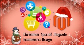 Christmas Special Magento ecommerce Design