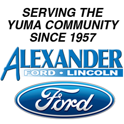 Bill Alexander Ford located in Yuma, Arizona