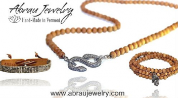 Abrau Jewelry Business Card Included in Swag Bag