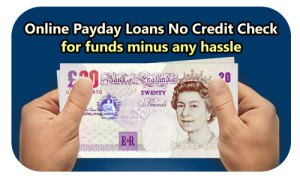 The Advantage of Online Payday Loans no Credit Check