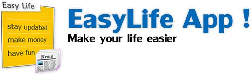 Easylifeapp Logo