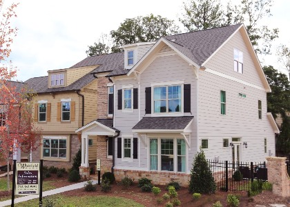 Metro Atlanta Homes at Whitfield Parc