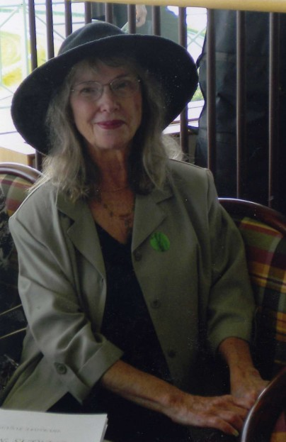 Poet Joan Colby Wins Book Prize