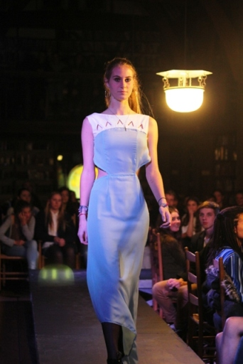 Bedales student-run Fashion Show