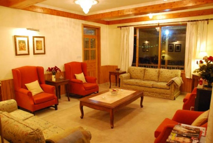 Luxury cottages MANALI