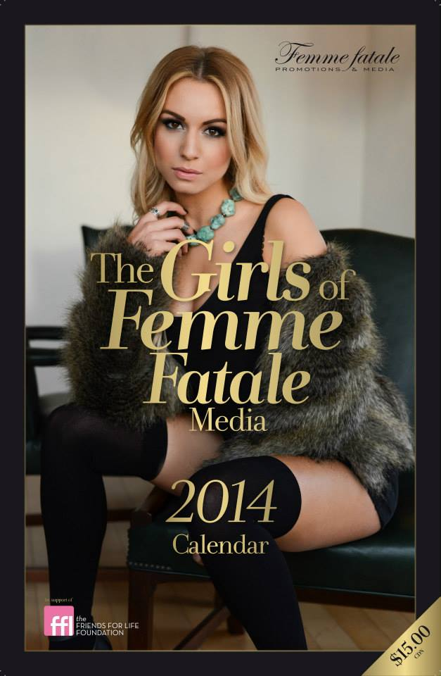 The Girls Of Femme Fatale 2014