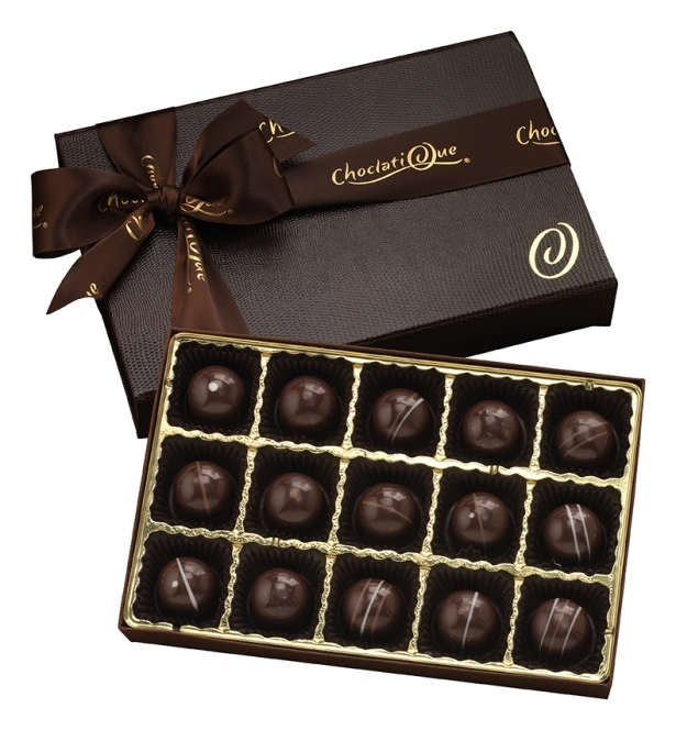Choclatique's Epitome Truffle Collection