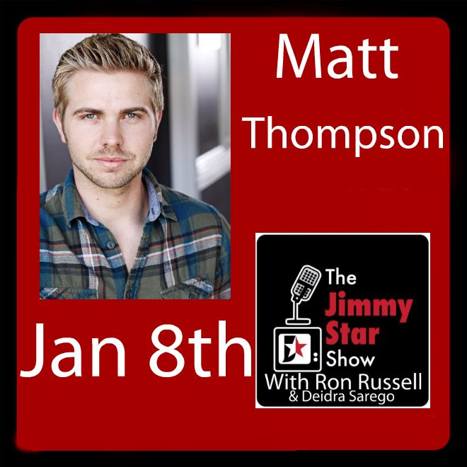 Matt Thompson on The Jimmy Star Show