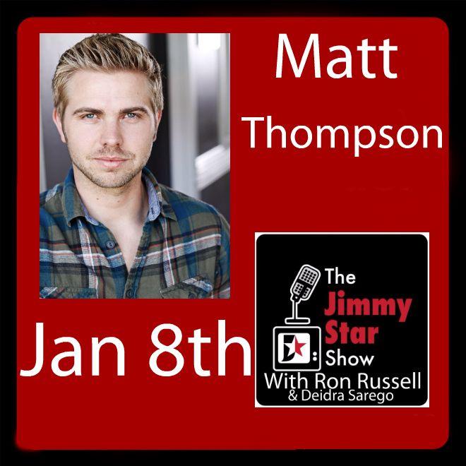 Matt Thompson on The Jimmy Star Show