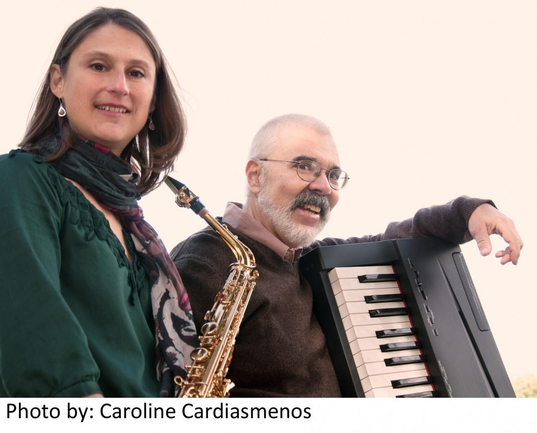 Ed Mascari Jazz Duo Featuring Rebecca Wellons-news