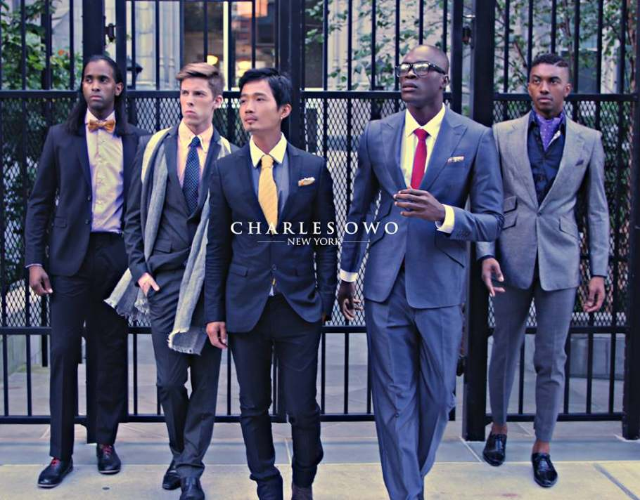 Learn more about the CHARLES OWO lifestyle on www.charlesowo.com