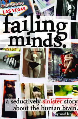 failing minds cover press release