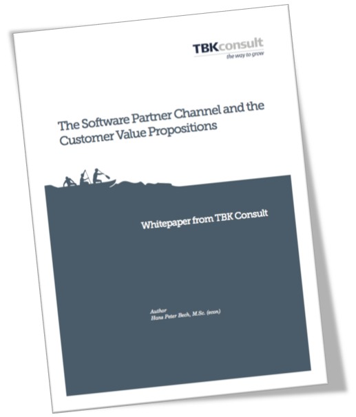 The Software Channel and the Customer Value Proposition