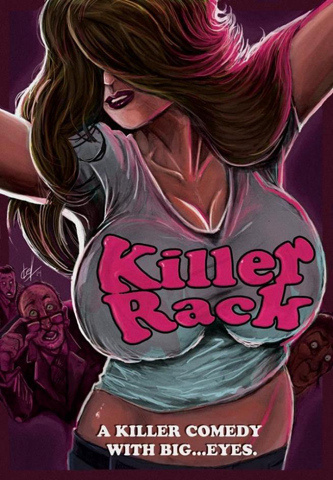 Killer Rack Teaser Poster