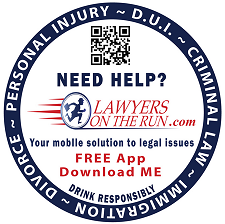 Personal Injury Lawyers On The Run