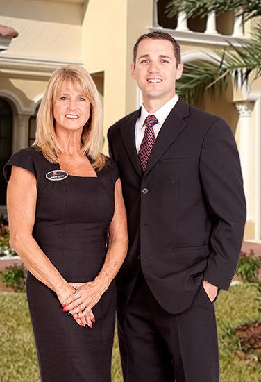 Susan Moore and Jonathan Gildon have teamed up at The Moore Team Realtors.