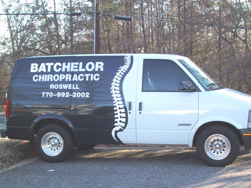 Batchelor Clinic Van