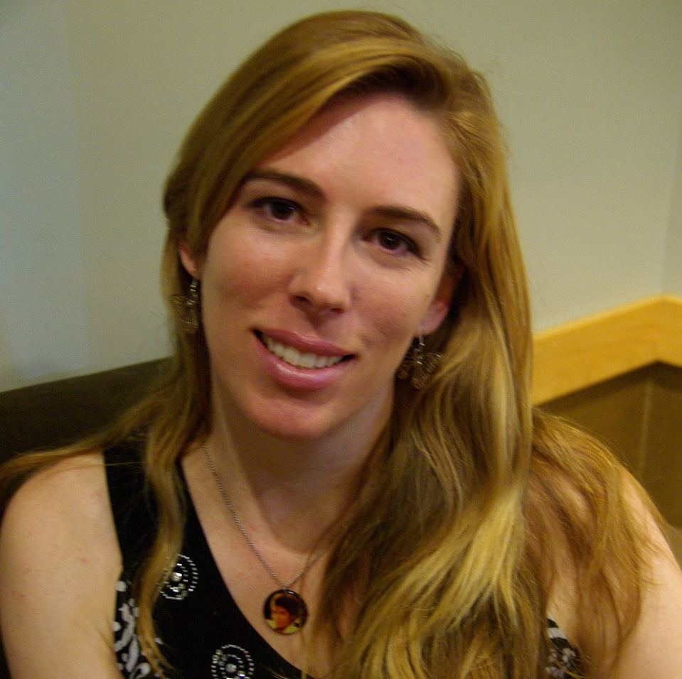Sarka-Jonae Miller, Author of Between Boyfriends