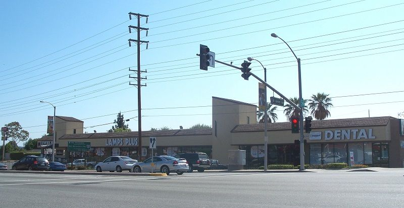 111-151, 215 & 225 N. Azusa Ave., West Covina, Calif.