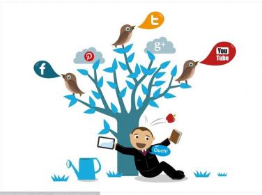 social media local SEO