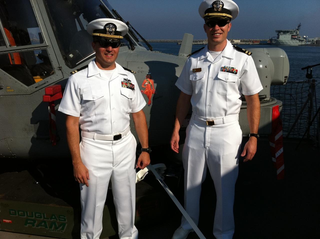Navy's Finest!