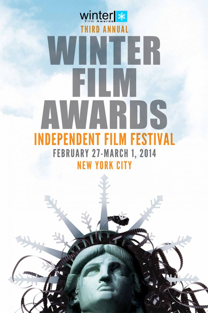 2014 Winter Film Awards Official Poster
