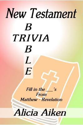new testament bible trivia