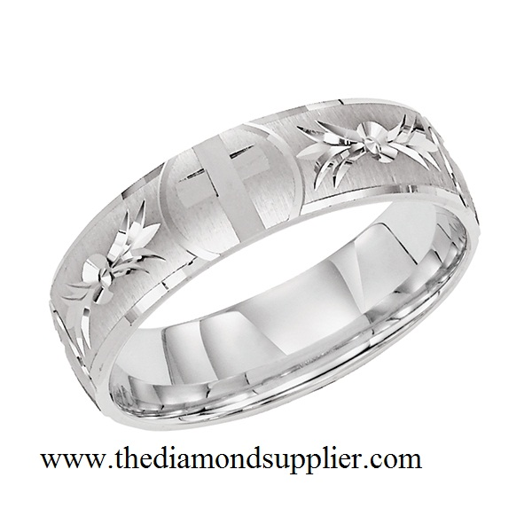 Frederick Goldman Wedding Bands