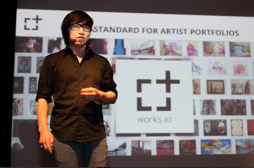Abe Han - Co founder of Works.io
