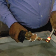 EFD Induction India will be demonstrating a compact induction heating system