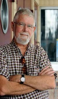 Author Gary Showalter