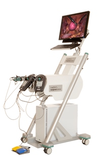 LapSim Non-Haptic System with Hysterectomy Software Module
