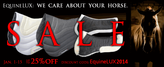 Discount saddle pads English