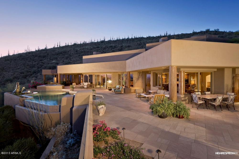 foreclosures short sales and bank owned homes for sale in desert mountain in scottsdale