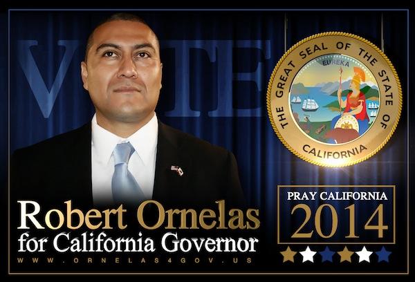 Vote for Dr. Robert Ornelas