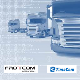 Frotcom and TimoCom Team up