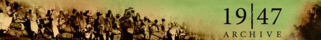 The 1947 Partition Archive seeks crowd-funding