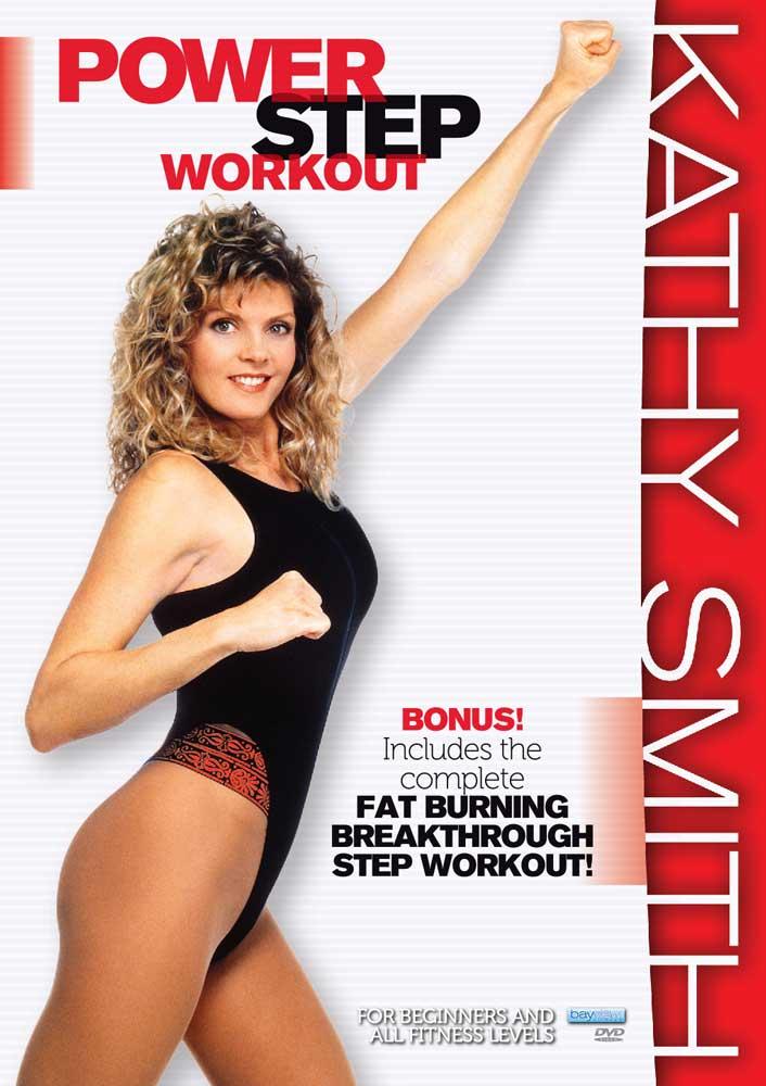 Kathy Smith: Power Step DVD