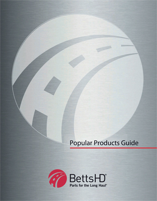 BettsHD Popular Parts Guide